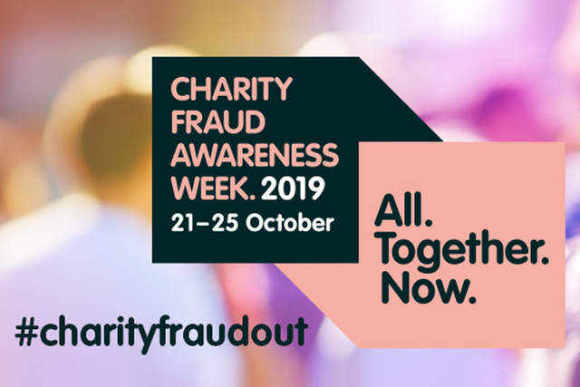 CHARITY FRAUD AWARENESS WEEK BEGINS: EVERYONE HAS A PART TO PLAY featured image