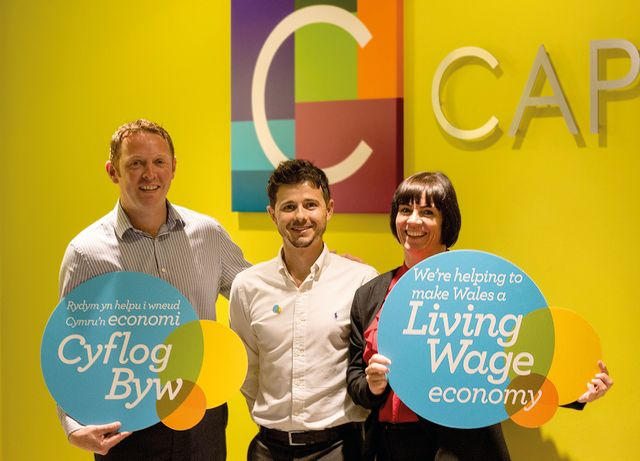 Living wage accreditation featured image