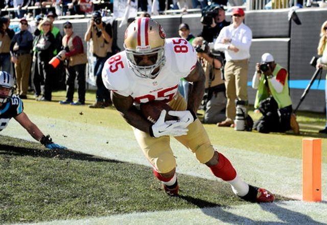Owning a share of NFL athlete Vernon Davis is now a reality via Fantex featured image