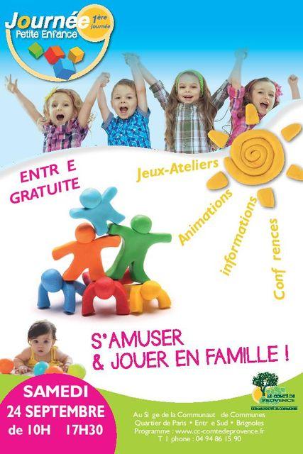 1ère Fête de la Petite Enfance en Comté de Provence featured image