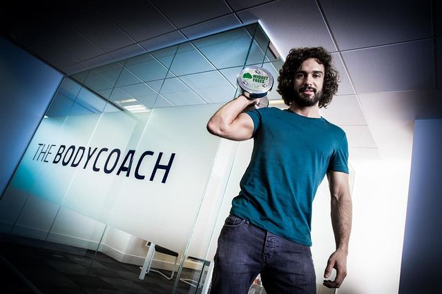 Give it Away? The Body Coach's Social Media Recipe featured image
