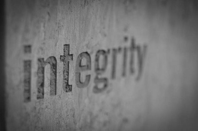 Integrity and doing the right thing.  Your invitation. featured image