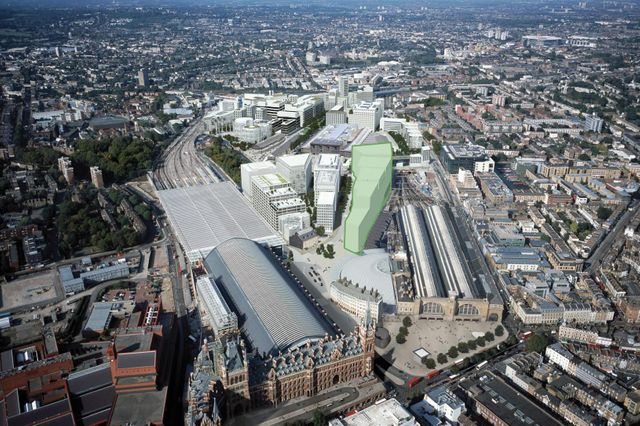 Top of the job rankings: Google to create 3,000 new vacancies in King's Cross featured image