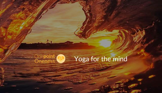 Onepoint Oneness - inaugural meditation session featured image