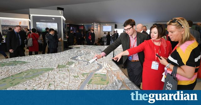 Minister goes to MIPIM... and makes an announcement that his Diary Secretary may regret featured image