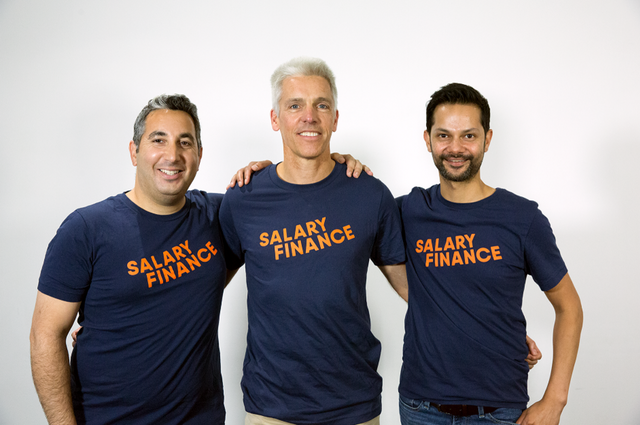 FinTech platform Salary Finance raises $20m Series B featured image
