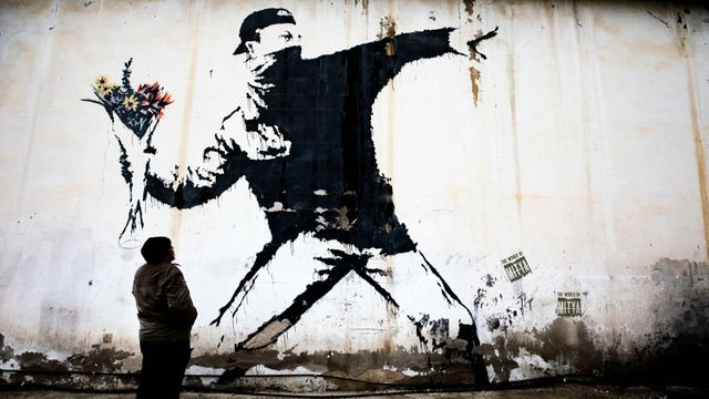 Banksy's anonymity backfires at the EUIPO featured image