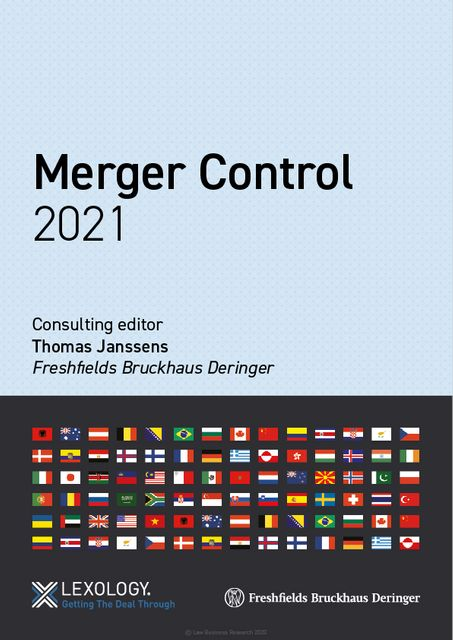 Getting The Deal Through – The future of merger control featured image