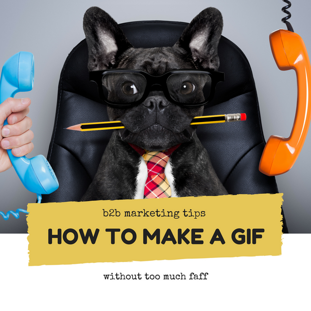 How to create your own GIFs without too much faff featured image