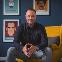 Darren Simmons, Managing Director, The Executives In Sport Group