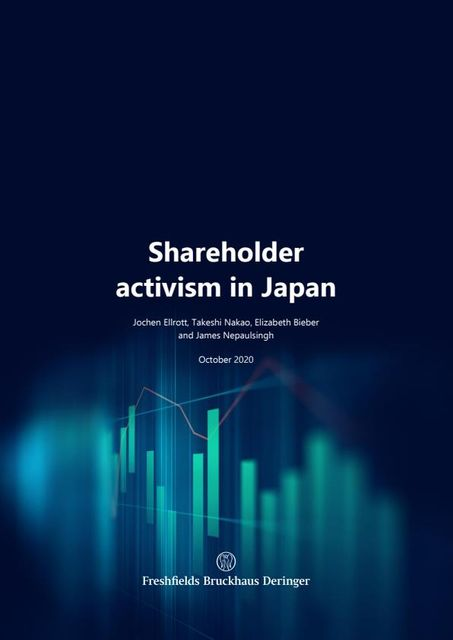Shareholder activism in Japan: Part 2 – the changing face of shareholder activism and recent trends featured image