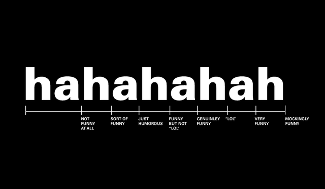 Why Do We Feel The Need To Physically Type Out Our Laughter? 'HAHA' featured image