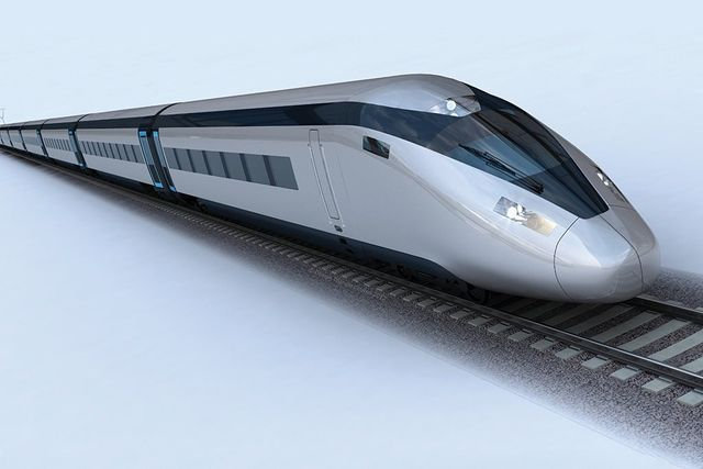 Roy Hill to join HS2 as interim chief executive featured image