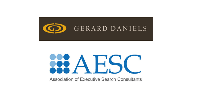 AESC Welcomes Gerard Daniels into its Global Membership featured image