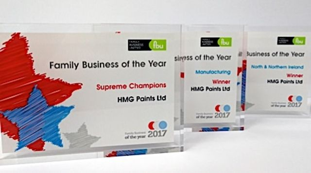 HMG Paints Crowned Supreme Champions featured image