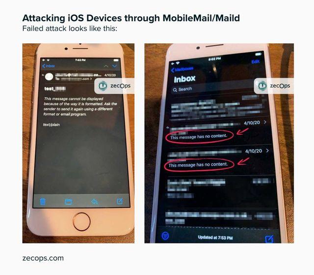 Erneuter Cyber-Angriff auf iPhones: Was wissen wir per 23.04.2020? featured image