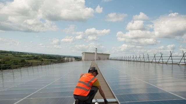 Major UK brands support solar over proposed business tax hike featured image