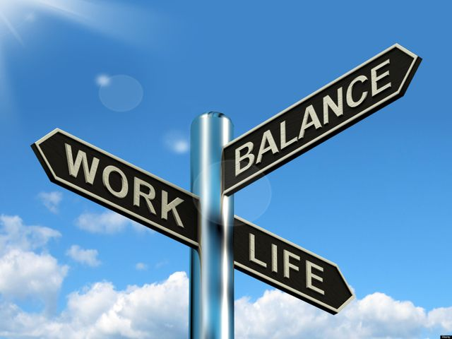 Work-life balance - is it about balancing time or identity? featured image