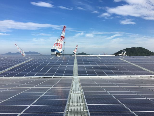 Largest integrated PV project in the world completed in Eastern China featured image