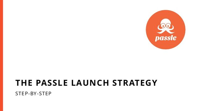 Passle Launch Strategy featured image