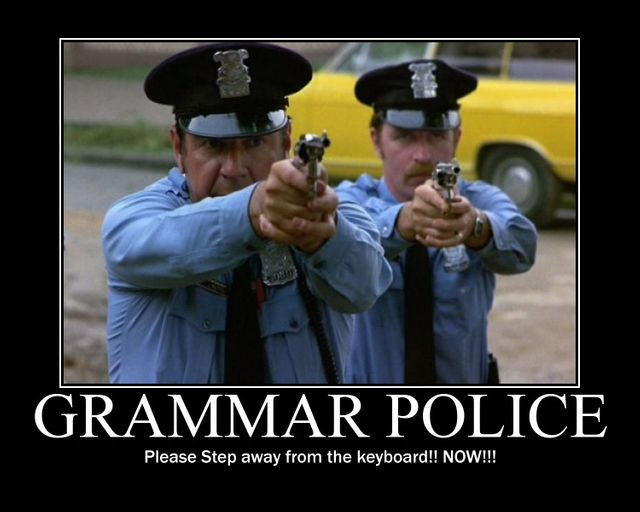 Seven of your biggest grammar bugbears sorted featured image
