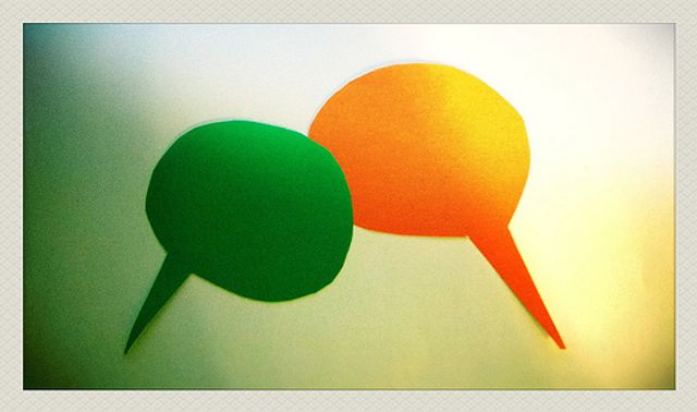 Let's have a chat - the different conversations that your team want. featured image