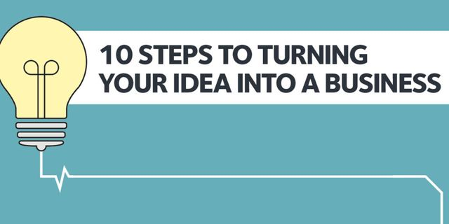 Bringing your business idea to life in 10 easy steps featured image