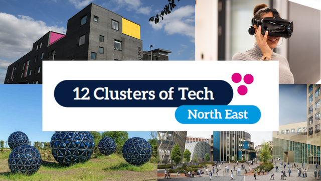Announcing the 12 Clusters of Tech featured image