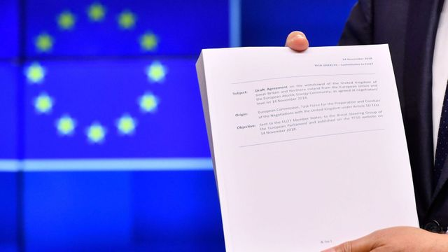 A boring summary of the draft EU Withdrawal Agreement featured image