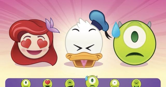 Disney Emoji's Are Coming To A Phone Near You featured image