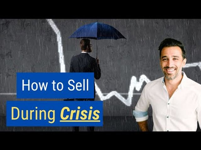 How should we approach sales during this crisis? featured image