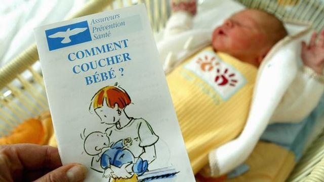 """Une semaine de prévention de la """"mort inattendue du nourrisson"""" featured image"""