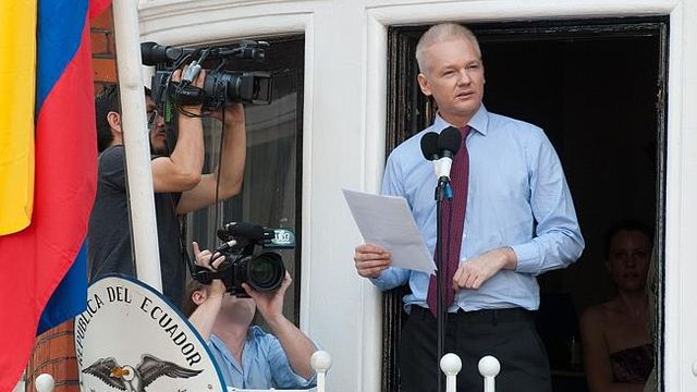 Assange could be in it for the long haul featured image