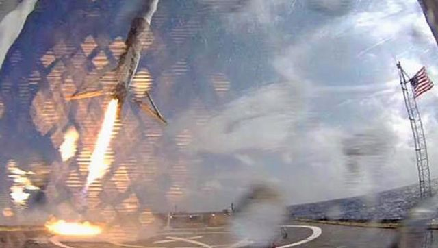 SpaceX: Using drone Tech to land a spaceship featured image