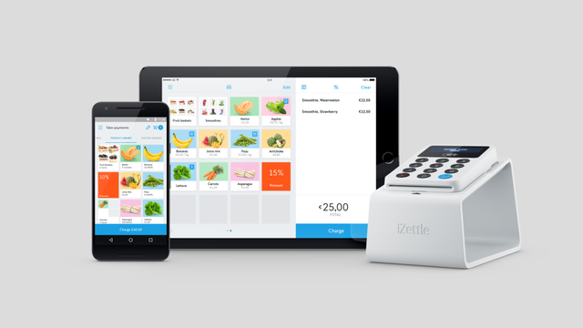 Big sale for iZettle featured image