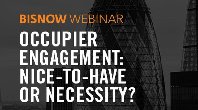 Webinar: Occupier Engagement: Nice-to-have or Necessity? - 5 takeaways featured image