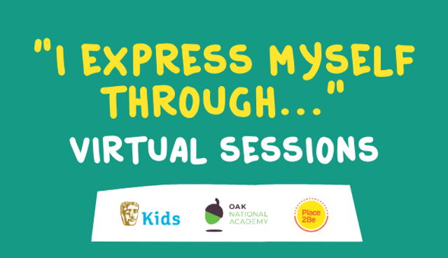 Five ways to 'express yourself' ... Free virtual sessions to support Children's Mental Health Week featured image