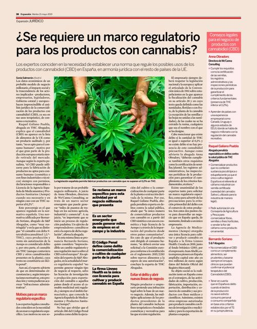 Cannabis news from Spain featured image