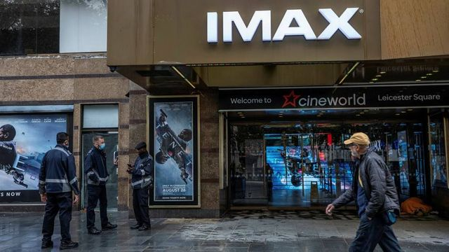 Corporate Hibernation and Continued Innovation: Cineworld featured image