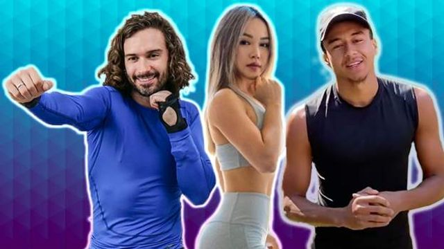 Staying active in Lockdown#3 - Joe Wicks returns, and 21 other ways to keep fit this new year featured image