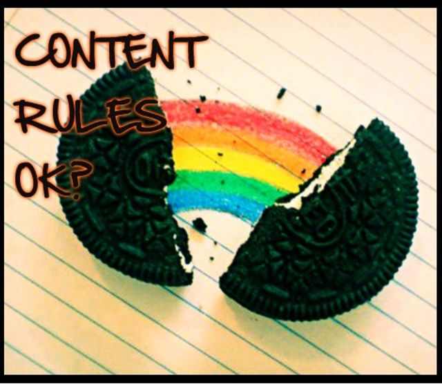 Facebook Encourages Content Marketing featured image