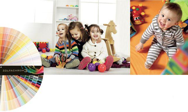 Petite enfance : le système à teinter stimulant de Zolpan featured image
