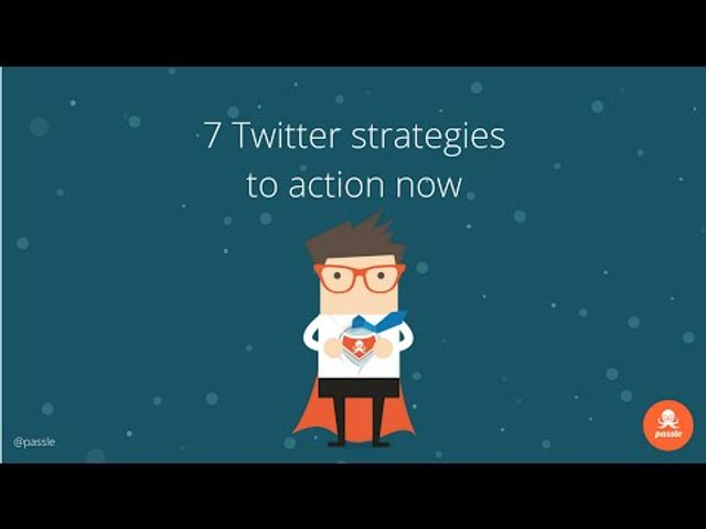 7 Twitter Strategies You Can Action Now featured image