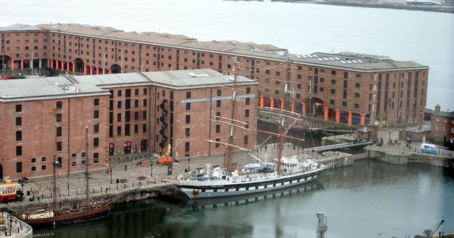 Liverpool's Albert Dock refurbishment featured image