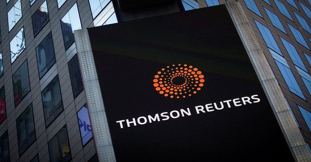 Thomson Reuters Sells Stake in Unit to Blackstone-Led Group featured image