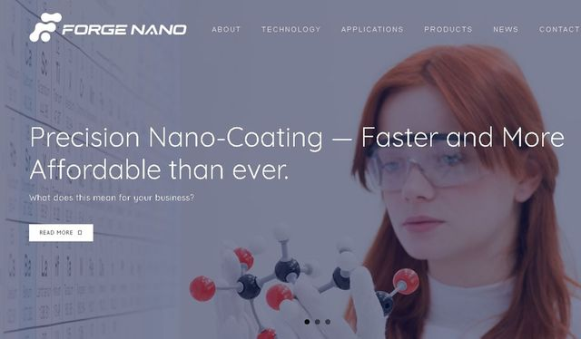 Cleantech-Unternehmen Forge Nano entwickelt leistungsfähigere Batteriezellen durch Nano-Beschichtung featured image