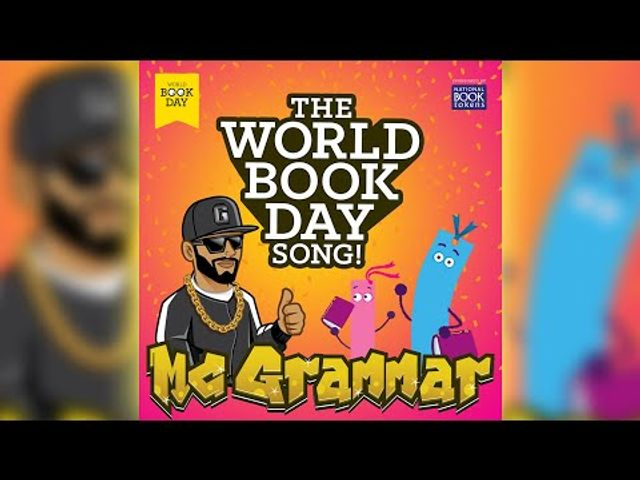 It's World Book Day this Thursday! Check out the song from McGrammar and other free resources featured image