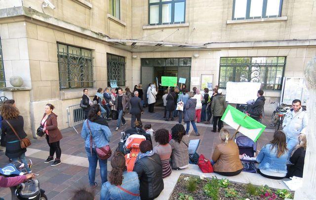 Montreuil : les agents des crèches reprennent le travail ce mercredi featured image
