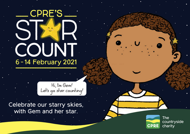 Join the National Star Count this week (6-14 February 2021) featured image
