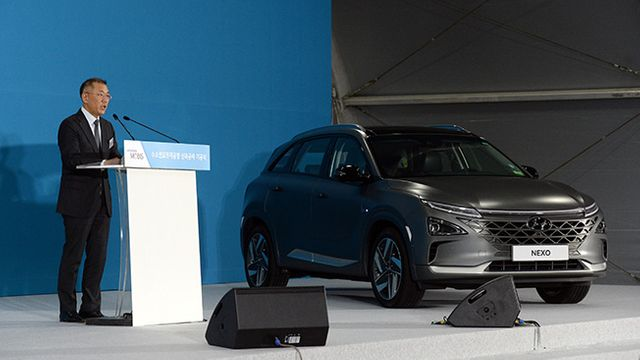 Hyundai plans to take hydrogen fuel-cell systems beyond vehicles featured image